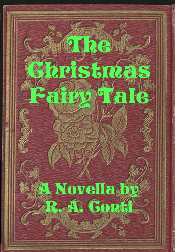 Christmas Fairy Tale cover