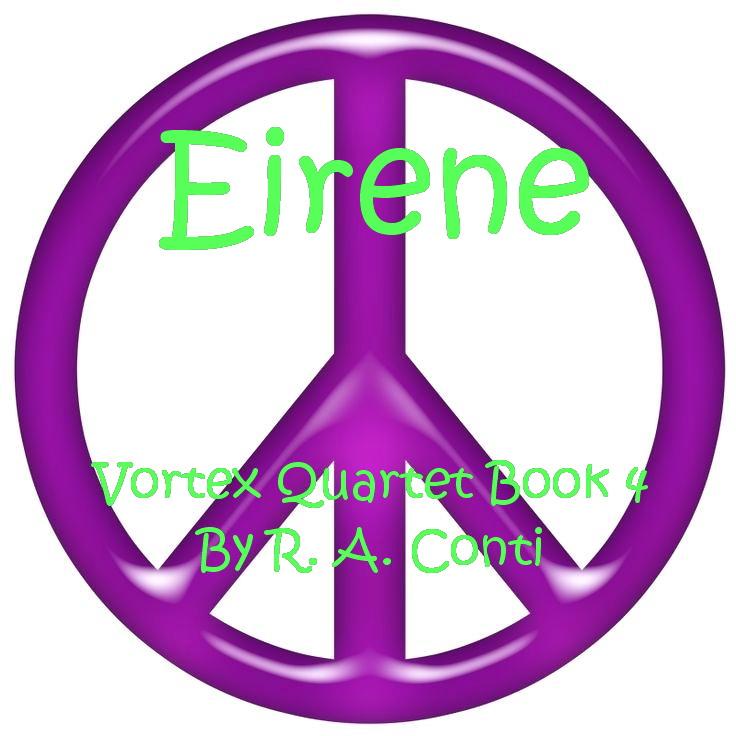 Eirene Book Cover